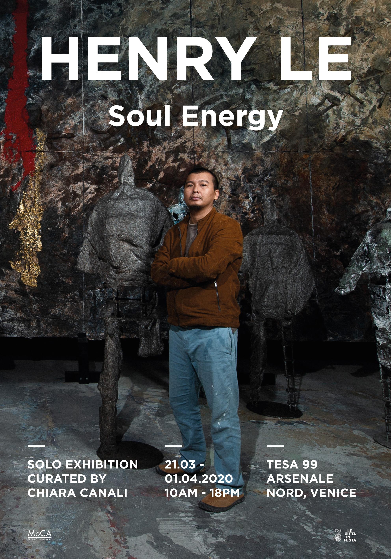Henry Le. Soul Energy