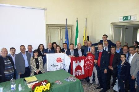 Petralia Soprana ha ospitato la prima edizione di Slow Food Day Sicilia