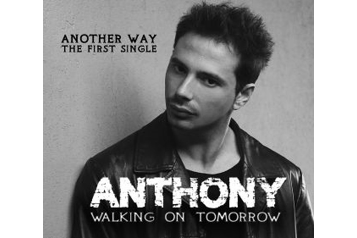 "ANTHONY ""ANOTHER WAY"" anticipa l'album d'esordio ""Walking on tomorrow"" in uscita a gennaio 2020"
