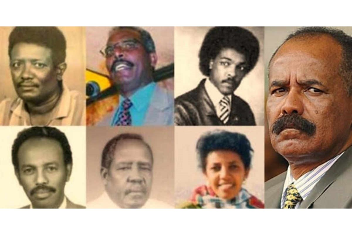 Why The US Democracy Can't Free Eritrean Journalists Jailed By The Dictator