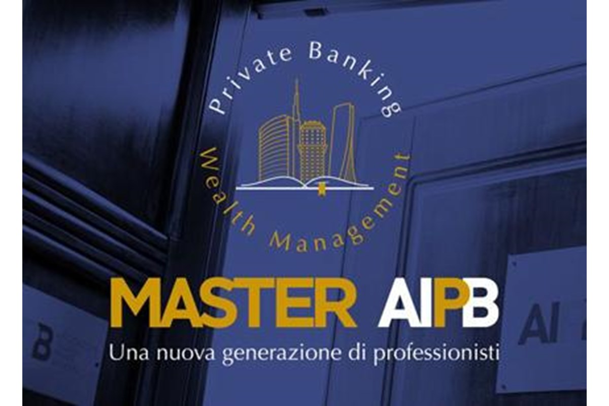 Master in Private Banking & Wealth Management AIPB. Open Day il 5 marzo