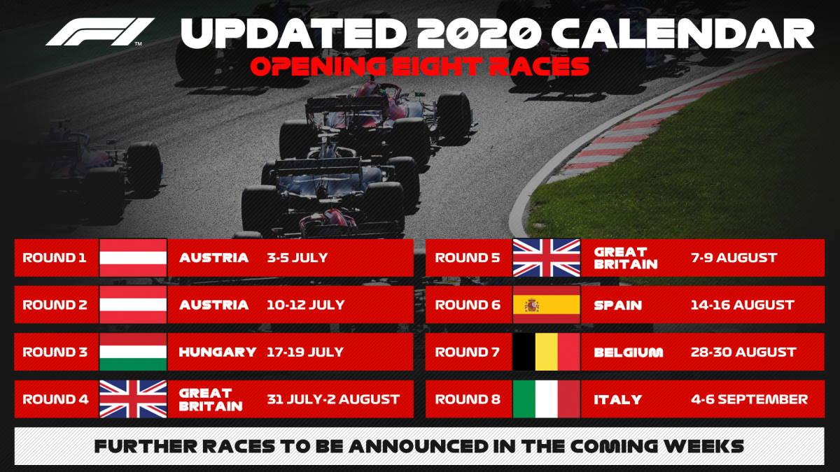 ANSA/F1 riparte con 8 Gp in Europa,'vogliamo il pubblico'