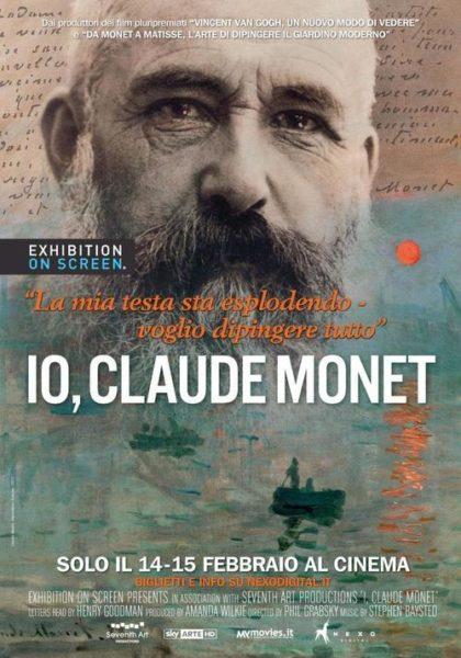 Recensione di Io, Claude Monet solo oggi e domani al cinema