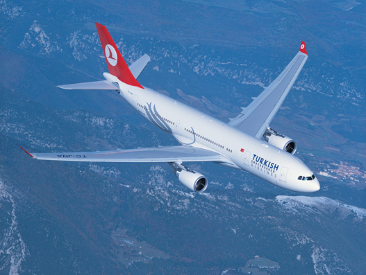 Turkish Airlines starts service to Samara, Russia | Aviation