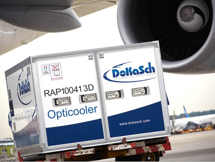 China Airlines enters into master agreement with Dokasch Temperature Solutions | Air Cargo