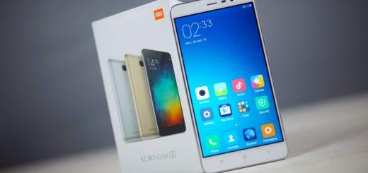 Come fare Screenshot sullo Xiaomi Redmi Note 3