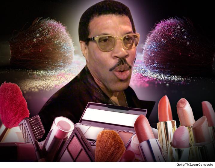 Lionel Richie: ecco la mia linea di make up!