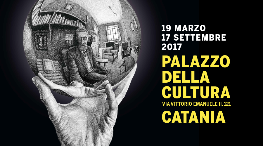 A Catania una mostra dedicata ad Escher, ecco le date ufficiali