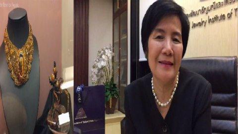 Intervista a Pornsawat Wathanakul, Direttore del GIT, l'Istituto Gemmologico più importante d'Oriente
