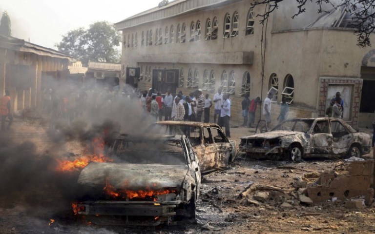 Nigeria: 3 attentatori di Boko Haram uccidono 20 persone a Mandarari » Guerre nel Mondo
