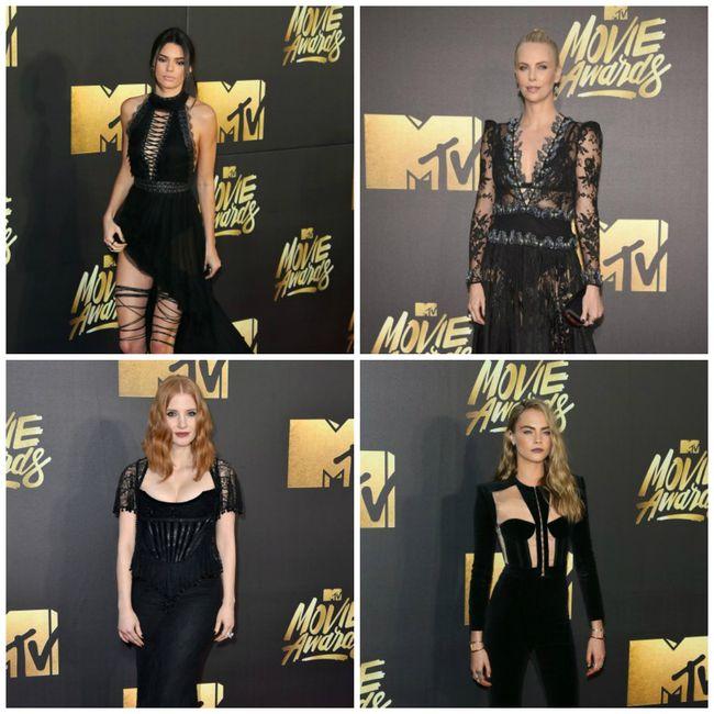 MTV Movie Awards 2016: tutti i look del Red Carpet
