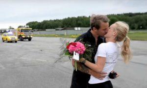 La proposta di matrimonio più bizzarra della storia [VIDEO]