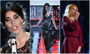 Sanremo 2017: da Marica Pellegrinelli a Francesco Gabbani, tutti i look della quarta serata