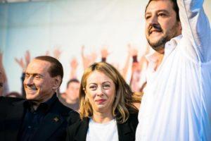 Matteo Salvini al governo Gentiloni: dimissioni!