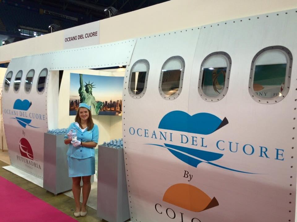 L'agenzia di viaggi Colony conclude il suo Boeing Tour a pochi passi da casa