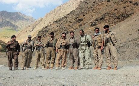 Iraq: Peshmerga respingono massiccio attacco dei militanti Stato Islamico (IS) a sud di Kirkuk » Gue