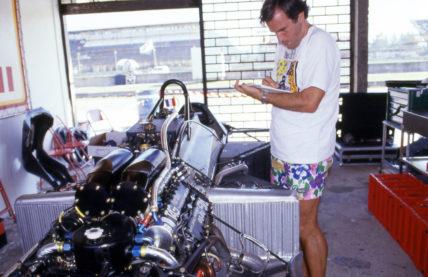 Giorgio Piola, l'artista della Formula 1
