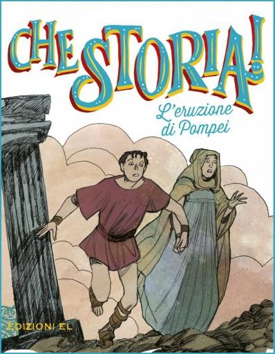 Davide Morosinotto: la Terribile Fine di Pompei