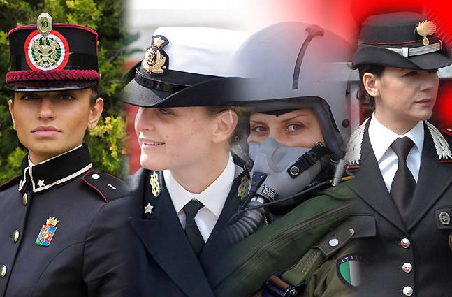 20 ottobre 1999: In Italia alle donne la possibilità di entrare nelle Forze Armate