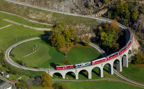 7 spettacolari viaggi in treno da fare in Europa