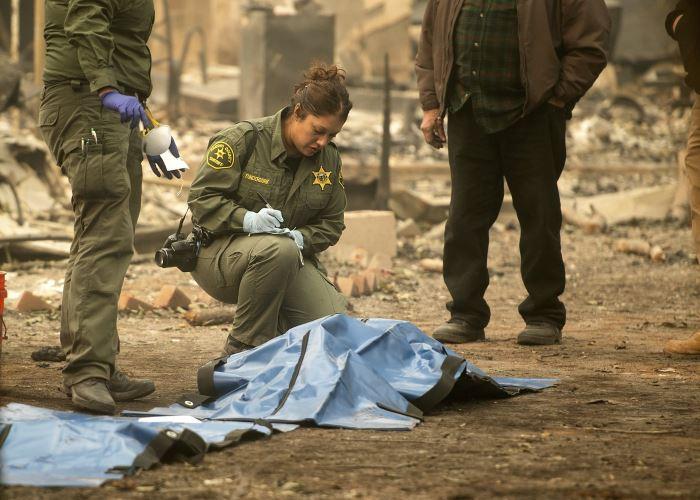 California. Incendi: morti sono 63, oltre 600 dispersi