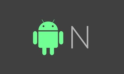 Android N come Apple, supporterà schermi sensibili alla pressione