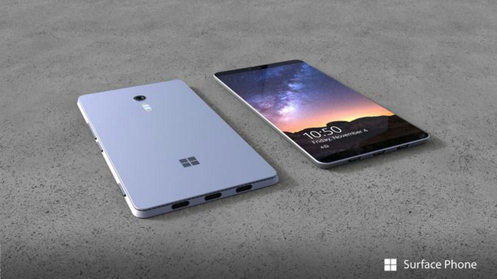 Microsoft lancerà Surface Phone nel 2017. Sarà 3 in 1?