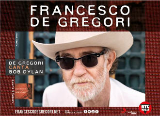 Francesco De Gregori al Sicilia Outlet Village