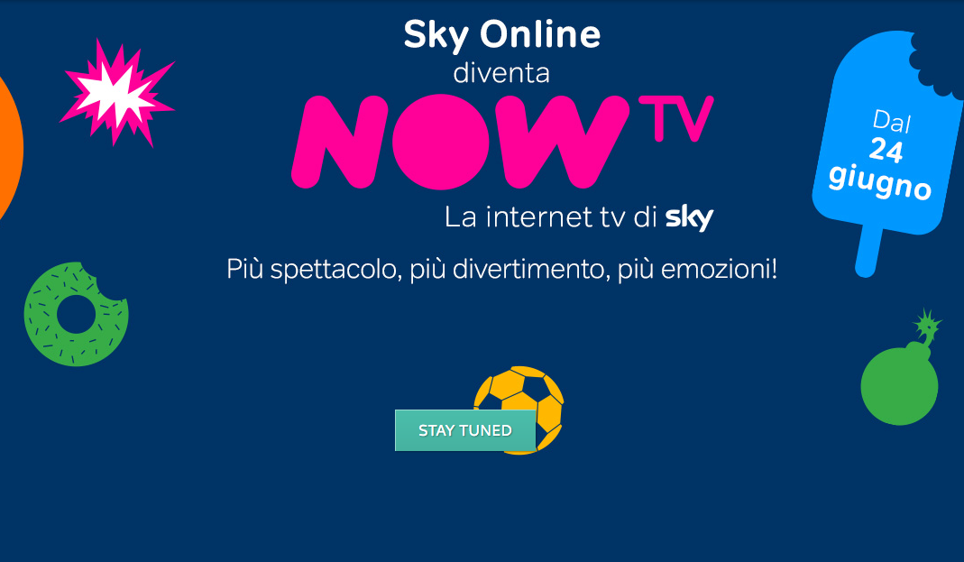 Sky Online: oggi arriverà l'app Now TV su Windows 10? | Surface Phone Italia