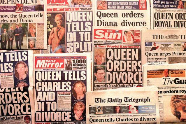 28 agosto 1996: Carlo di Inghilterra e Diana Spencer divorziano