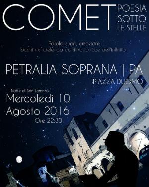 Poesia sotto le stelle a Petralia Soprana
