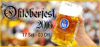 * Oktoberfest 2016 * Il programma