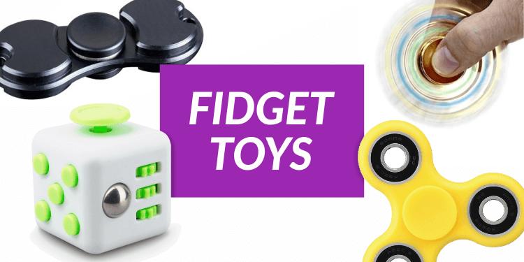 Fidget toys, i giocattolini che stanno facendo impazzire tutto il mondo