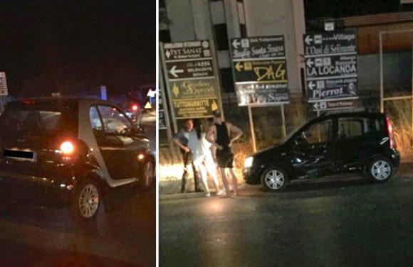 Incidente nella notte vicino lo svincolo A29 a Castelvetrano
