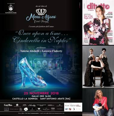 "#DiTutto a ""Once Upon a Time…"" l'esclusivo evento dedicato al Wedding, al Luxury e all'Haute Couture, con la modella Jennifer Ibrahimi e Patrizia Faiello"