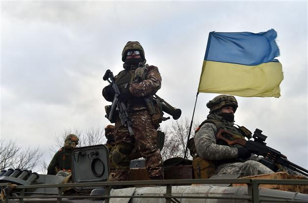 Ucraina: 2 ribelli filo-russi uccisi dalle forze governative in nuovi scontri vicino Avdiivka » Guer
