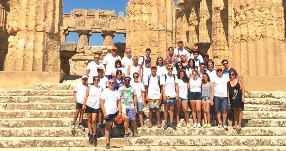 Da tutto il mondo a Selinunte per il Summer Camp 2016