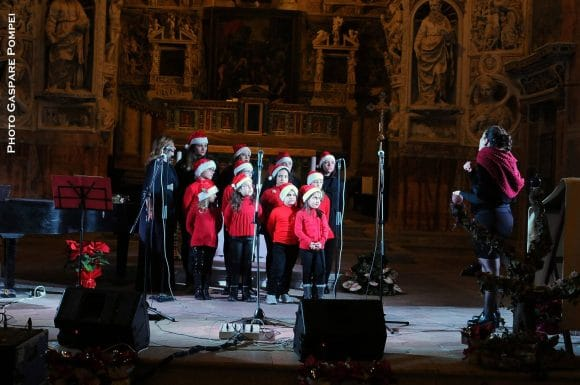 White Christmas a San Domenico: LE FOTO