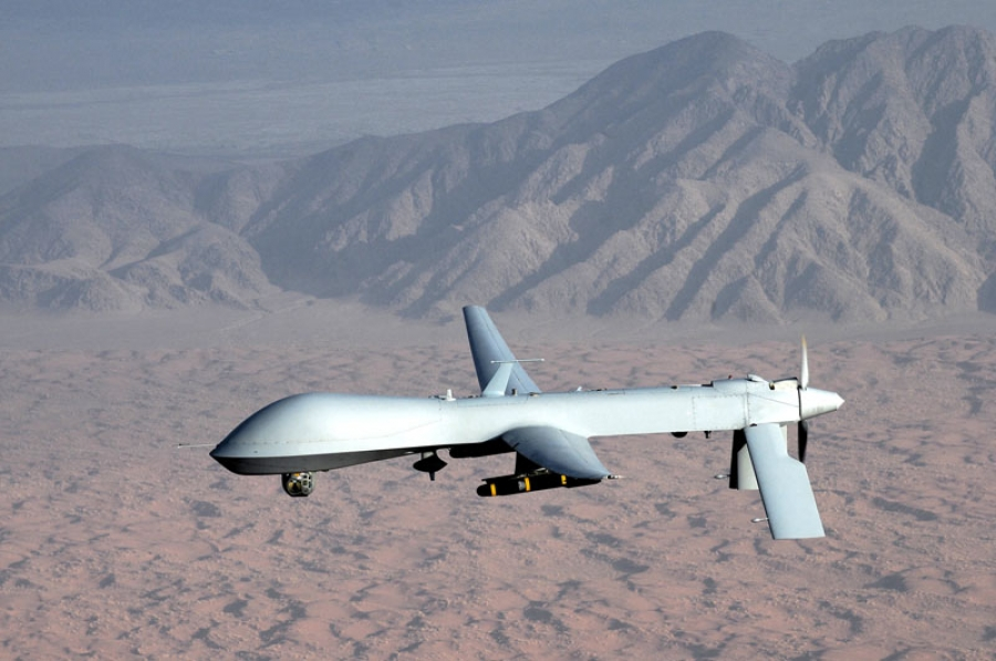 I droni fra uso militare e civile