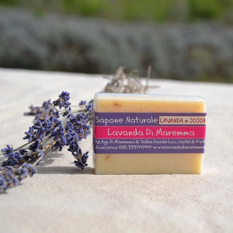 LAVENDER AND JOJOBA SOAP
