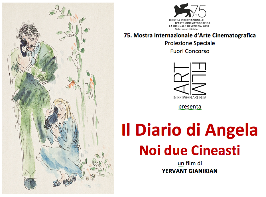 Venezia 75, In Between Art Film: Il Diario di Angela. Noi due Cineasti