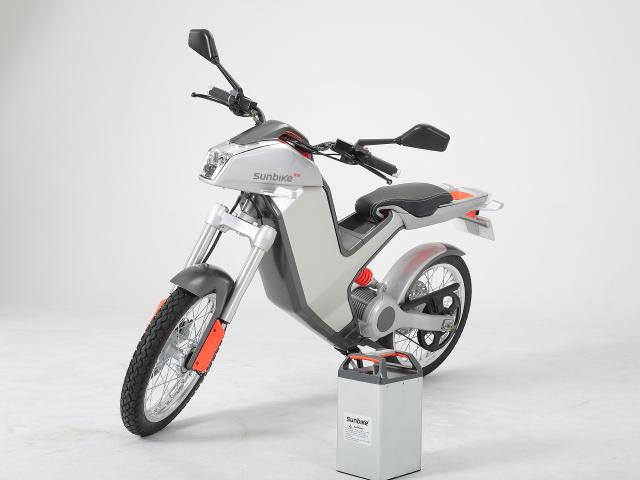 Sunbike Electric Lite e Plus: 2 moto elettriche per il mercato europeo