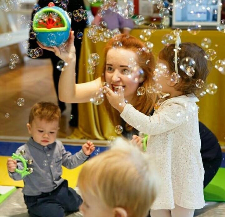 Il programma Baby Sensory, stimolazione sensoriale per i piccoli da 0 a 13 mesi, è anche a Lamezia Terme!