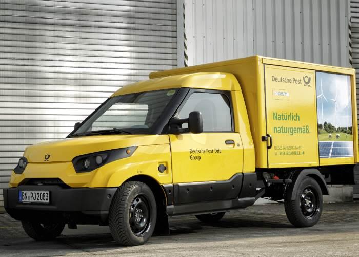 Eveicoli.com partner strategico di StreetScooter in Italia nella commercializzazione di veicoli nel campo della e-mobility