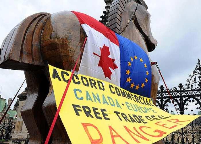 Mentre si discute sul Ttip, l'UE si appresta ad approvare il CETA