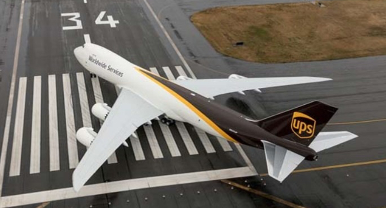 UPS commences new non-stop flight from US to the Middle East