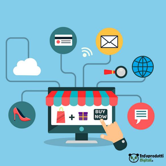 Online l'articolo sui corsi online per gestire e creare il tuo e-commerce, dall'istallazione fino alle tecniche di marketing per ottimizzare le tue campagne pubblicitarie