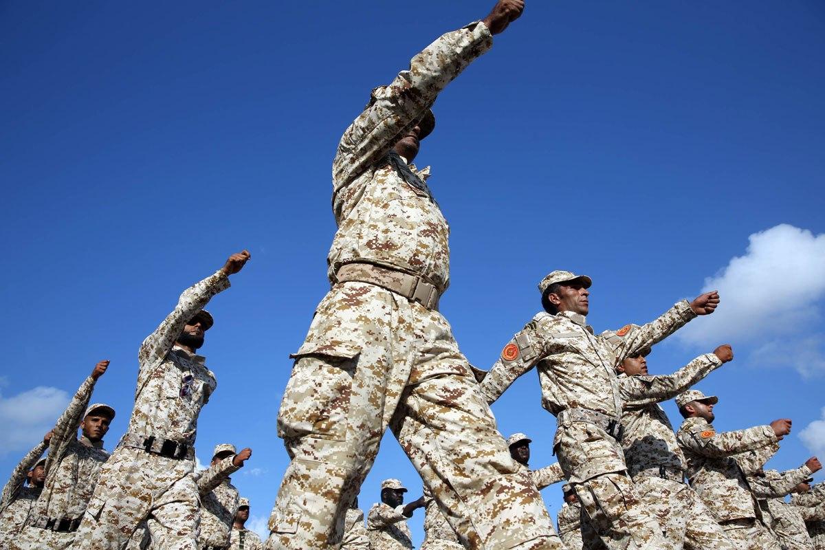 Libia: Scontri tra forze armate e una milizia rivale nel sud uccidono più di 140 persone » Guerre ne