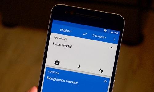 Google Translate ora funziona all'interno di qualsiasi app Android