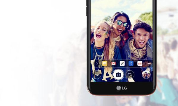 Gli Smartphone Serie K (2017) ti portano al centro della musica con la promo LG Musikpass